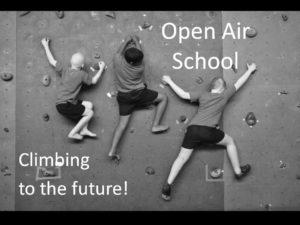 Open Air climbing 2015