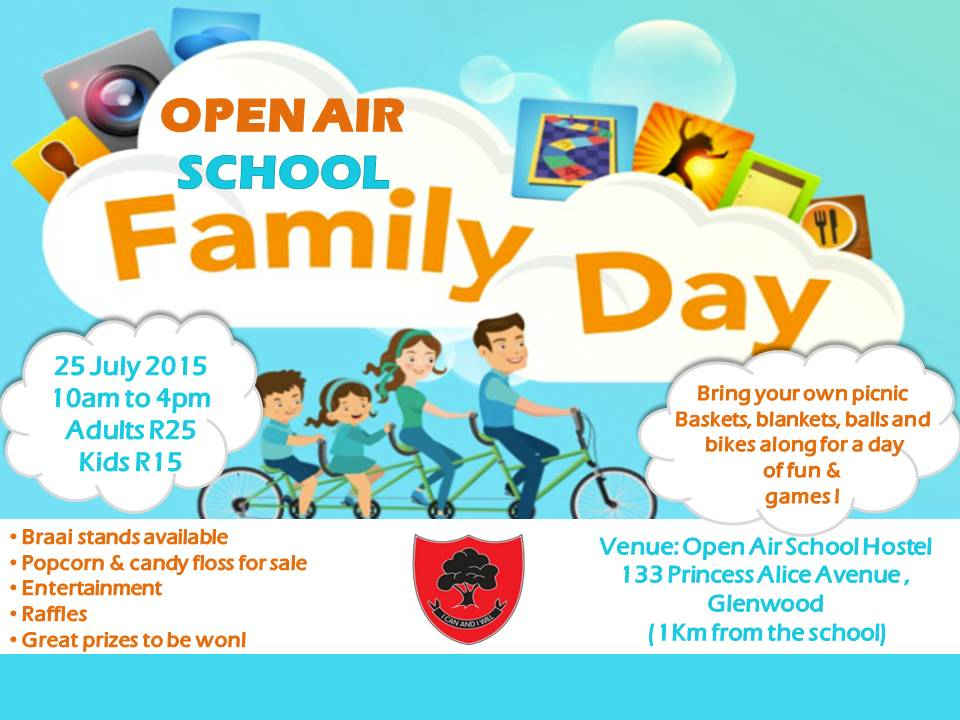 Open Air School » Open Air School Presents Our 1st EVER ...