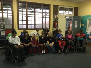 Muscular dystrophy civvies day 2016